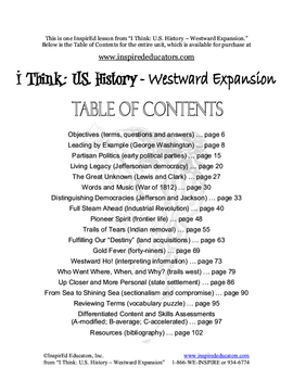 3103-15 The Slavery Question (Westward Expansion)