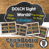 316 Dolch words / Flash cards