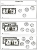 3rd Grade Place Value, Coins and Bills (26 printables worksheets)
