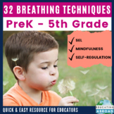 Breathing Techniques in the Classroom: Support Socio- Emotional Development