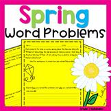 32 Differentiated Story Problems - Spring{NBT.B.6, NBT.B.7}