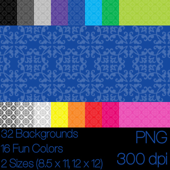 32 Fancy Rainbow Backgrounds PNG