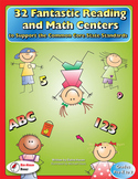 32 Fantastic Reading and Math Centers to Support the CCSS (eBook Version)