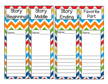32 Guided Reading Bookmarks