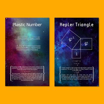 32 Mathematics Posters - Bundle Offer