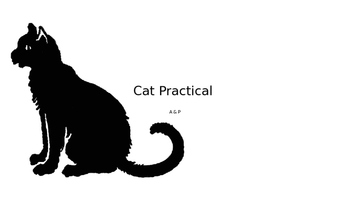 32 Muscle Cat Practical