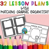 Reading Interactive Notebook: Literature Lessons and Activities