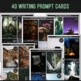 Narrative Writing - 32 Visual Writing Prompts