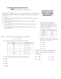 3.2B TEKS (Place Value) Review Practice Sheet