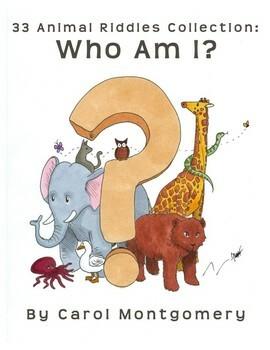 33 Animal Riddles–Readers Theater Partner Plays, Kindergarten–1+
