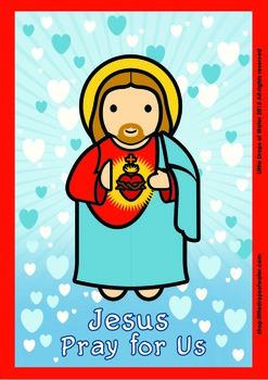 33 Catholic Posters - Catholic