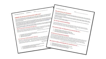 33 Economics PowerPoint and Worksheet Bundle - McGraw Hill