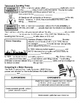 33 - Into a New Century - Scaffold/Guided Notes (Blank and