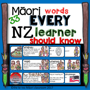 33 Maori Words Every New Zealand Learner Should Know