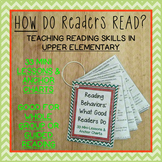 33 Reading Strategy & Skills Mini-Lessons for Reading Workshop w/ Anchor Charts