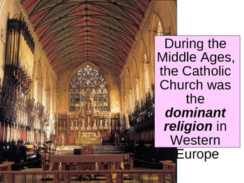UNIT 6 LESSON 3. The Protestant Reformation POWERPOINT
