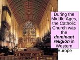 WORLD UNIT 6 LESSON 3. The Protestant Reformation POWERPOINT