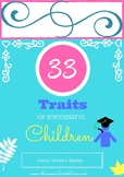 33 Traits of Successful Children (ebook)