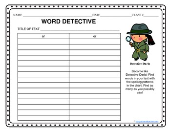 33 Word Detectives