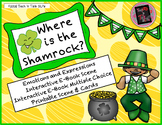 Where is the Shamrock - Emotions & Spatial Concepts