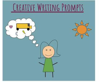 34 Creative Writing Prompts