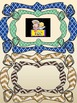 Glitter Frames - Different labels - Clip Art - Personal or