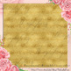 34 Glam Gold Digital Papers 12 inch
