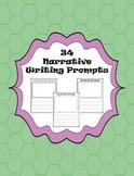 34 Narrative Writing Prompts