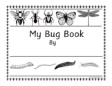 34 Page US Bugs Insects Minibeasts Student Fact & Work Boo
