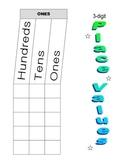 3,4,5,6-Digit Place Value Worksheets