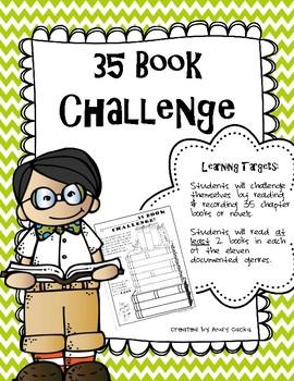 35 Book Challenge