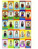 35 Catholic Flash Cards - Catholic