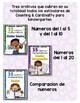 35 Centros de aprendizaje de matemáticas para el segundo trimestre de kinder