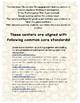 35 Centros de aprendizaje de matemáticas para practicar sumas del 1 a 5