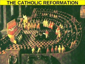 UNIT 6 LESSON 5. Counter-Reformation POWERPOINT