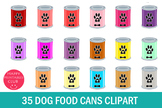 35 Dog Food Can Clipart- Pet Food Can Clipart-Dog Food Can PNG Images