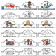 35 Grade One First Day & Week of School Crowns