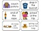 35 Idioms Picture and Word Printable Flashcards. Preschool-3rd Grade