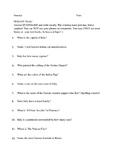 35 Italian Trivia Questions