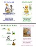 35 Nursery Rhymes / Haggerty Phonemic Awareness