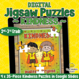 35-Piece DIGITAL JIGSAW PUZZLES Online Games about KINDNES