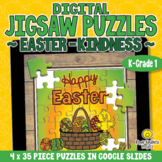 35-Piece DIGITAL JIGSAW PUZZLES Online Games for EASTER |