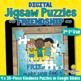 35-Piece DIGITAL JIGSAW PUZZLES Online Games on FRIENDSHIP