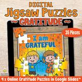 35-Piece DIGITAL JIGSAW PUZZLES Online Games on GRATITUDE