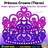 Crowns | Princess Crowns | Tiaras Clip Art for Personal an