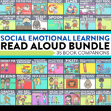 35 SEL BOOKS A Bundle of Activities and Read Aloud Lessons