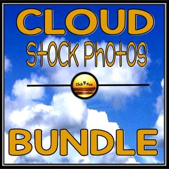 CLOUDS 80 Stock Photos Bundle