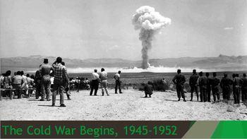 35. The Cold War Begins, 1944-1952