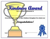 35 Unique Award Certificates for Year End Celebrations:  Recognize Each Student!