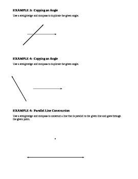 3.5 Using Properties of Parallel Lines (B)